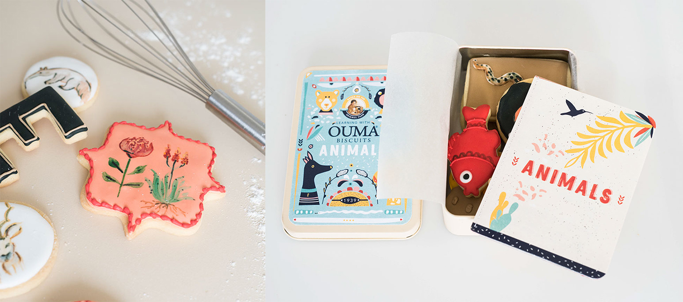 Ouma饼干包装设计 欣赏-第8张