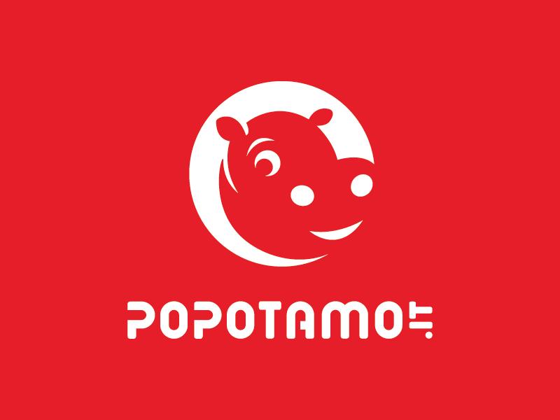 河马元素logo 欣赏-第6张