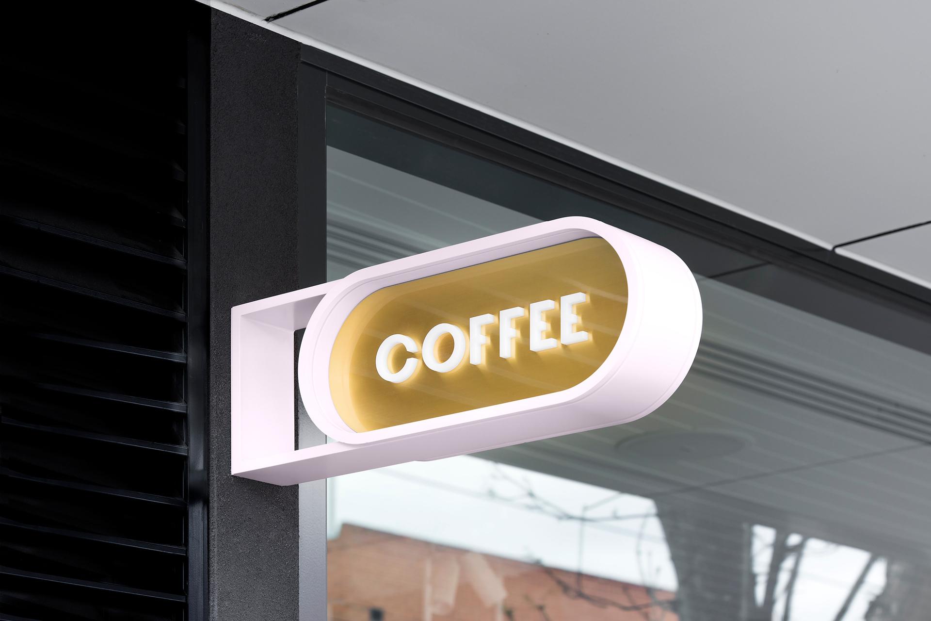 Middletown咖啡馆形象设计 欣赏-第3张