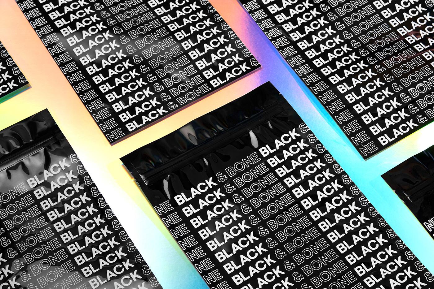 Black & Bone女装品牌设计 欣赏-第7张
