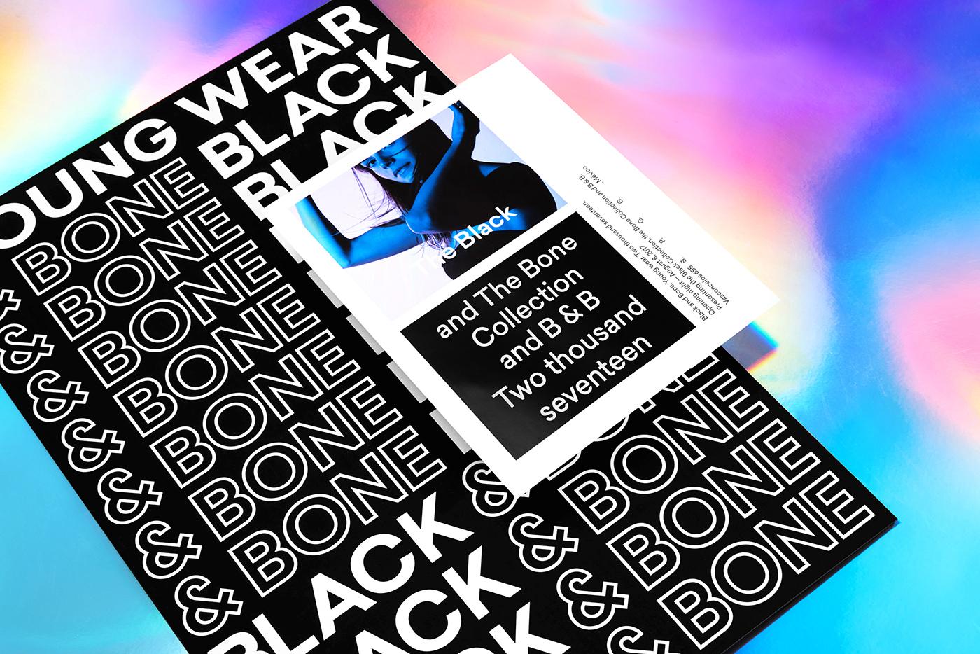 Black & Bone女装品牌设计 欣赏-第10张