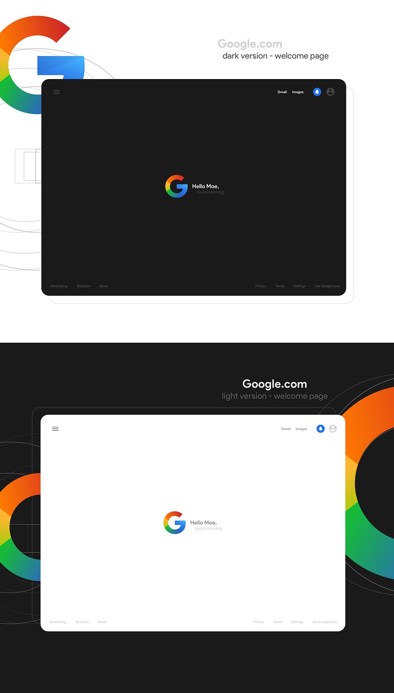 Google new look UI设计 欣赏-第3张