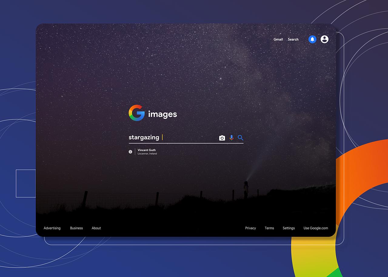 Google new look UI设计 欣赏-第8张