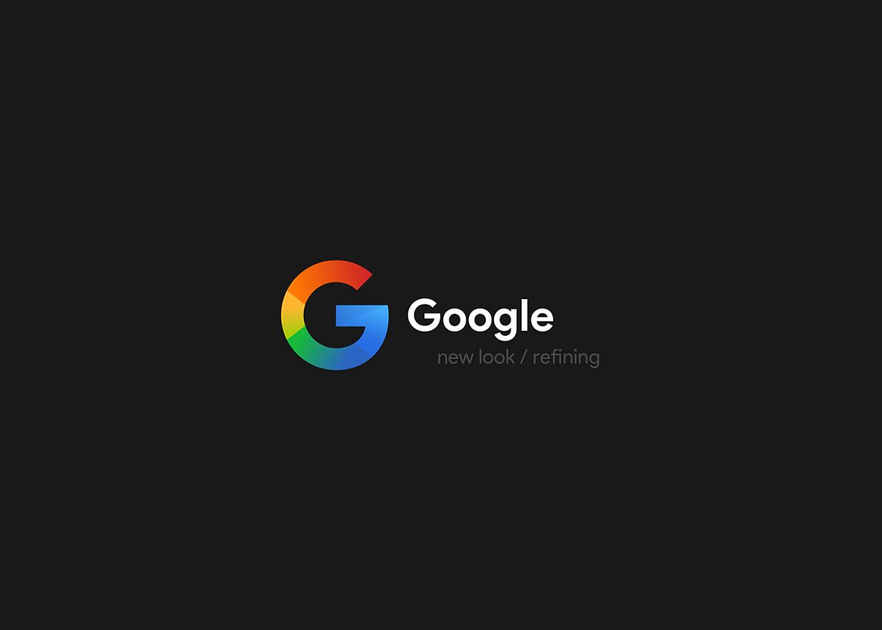 Google new look UI设计 欣赏-第1张