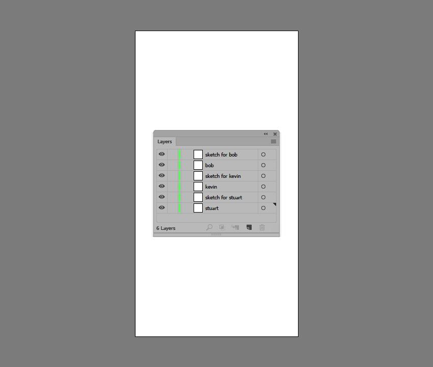 使用Adobe Illustrator绘制矢量小黄人教程 教程-第2张