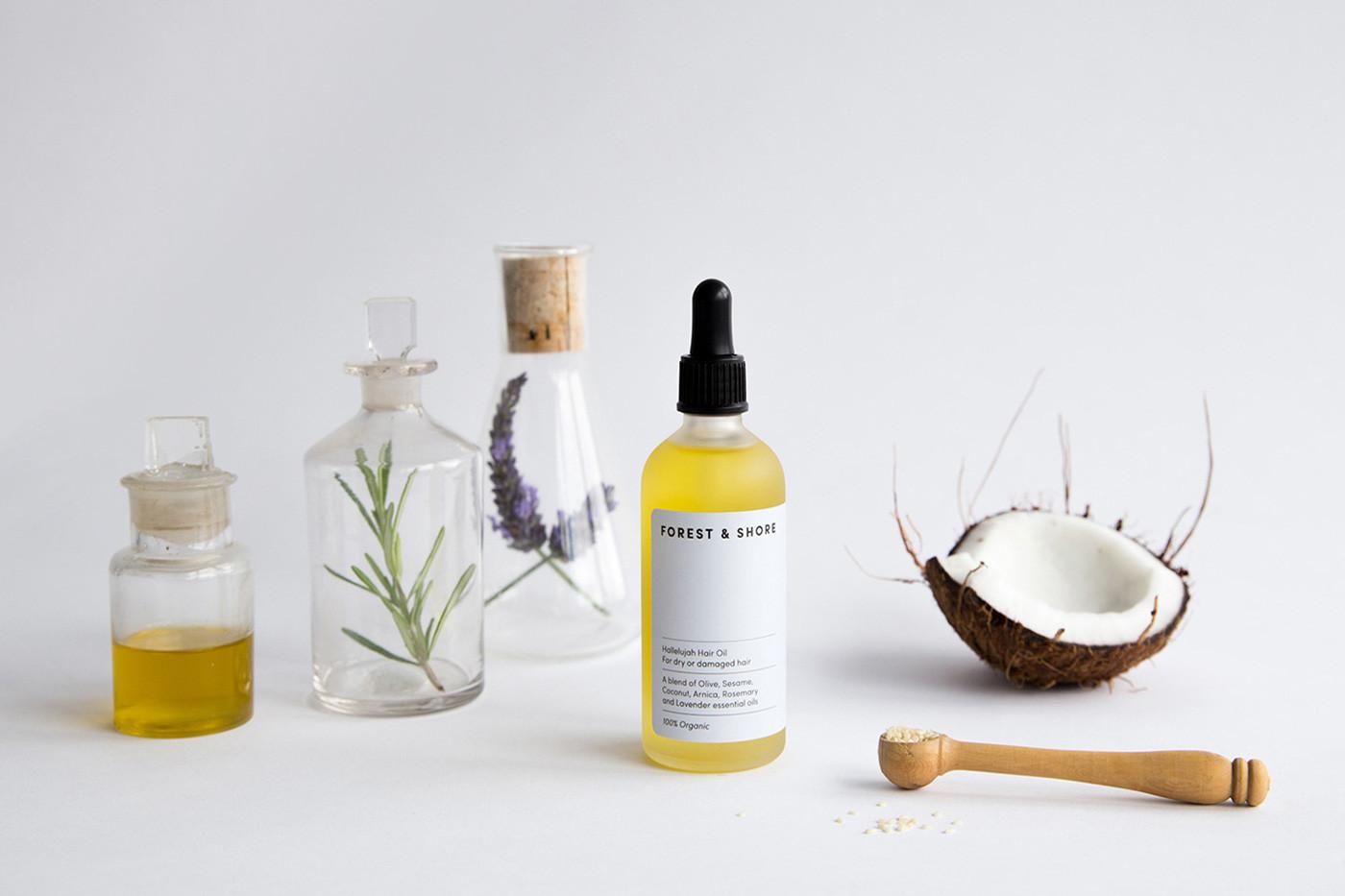 Forest & Shore产品包装设计分享 欣赏-第6张