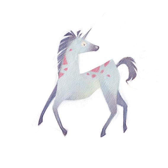 清新可爱动物艺术插画 欣赏-第13张