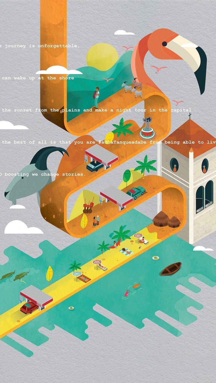 ESSO油站广告:难忘的旅程 欣赏-第3张