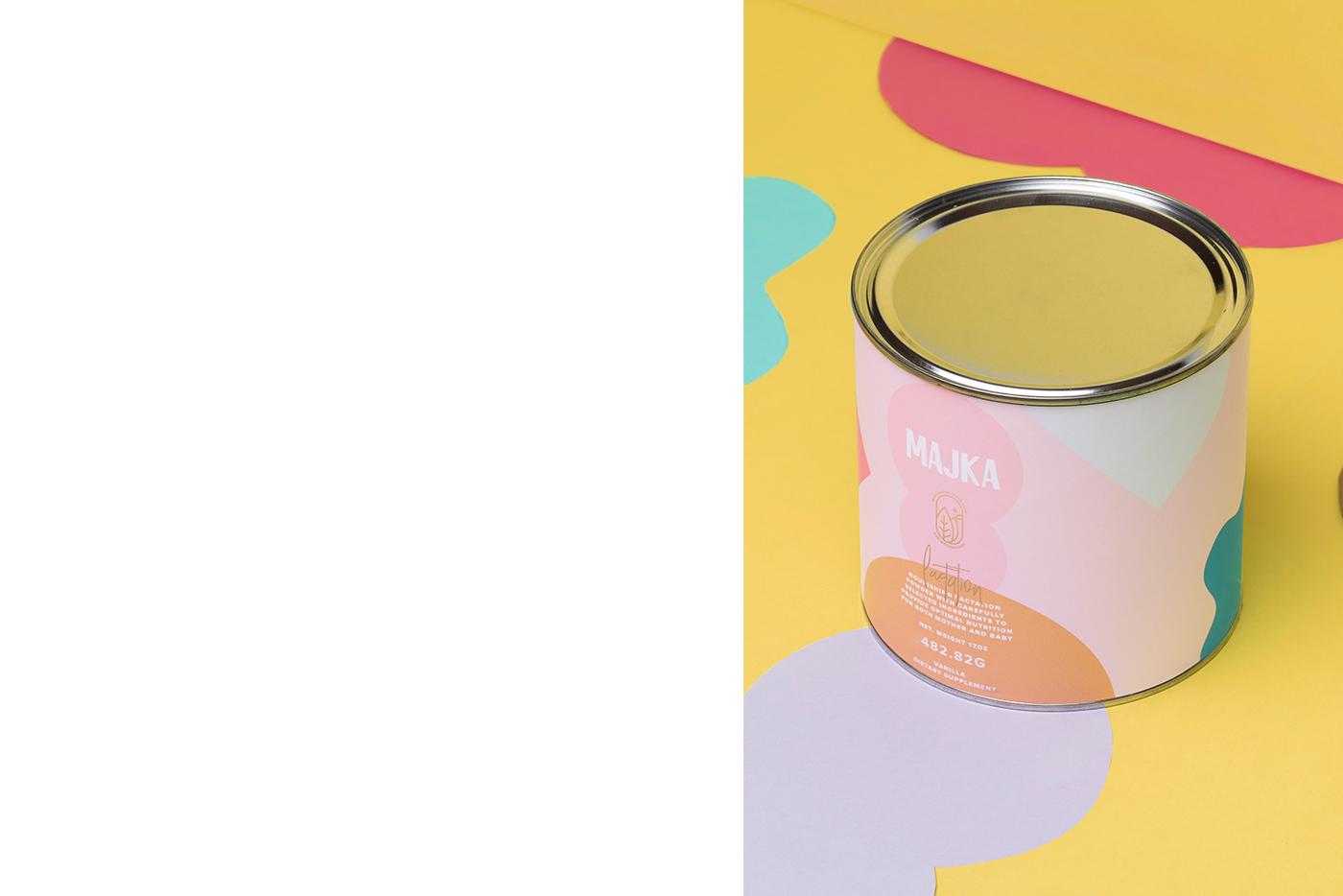 Majka 产品包装设计 欣赏-第6张