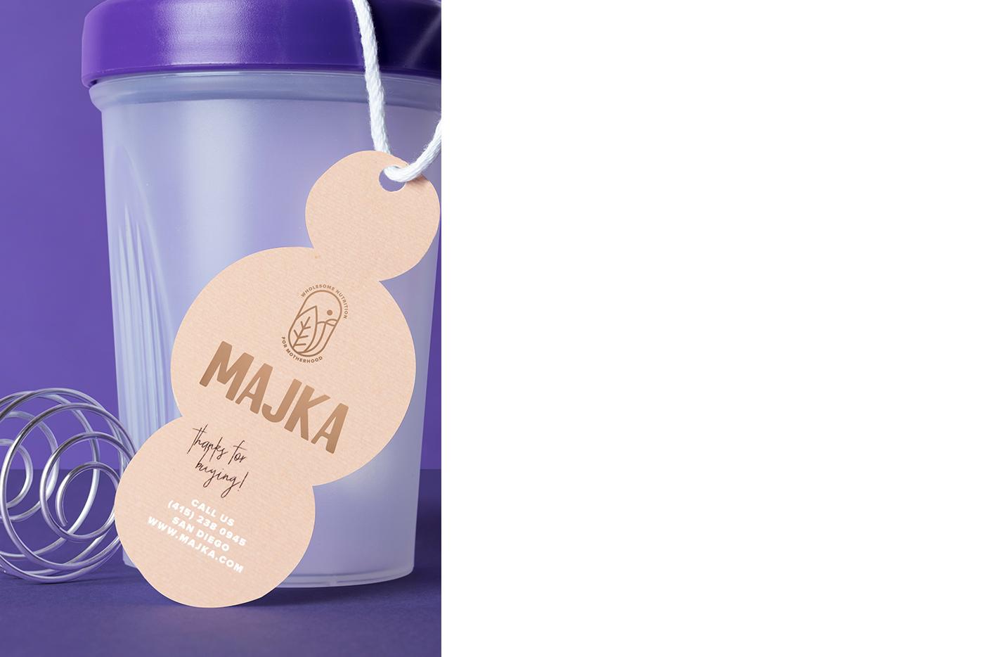 Majka 产品包装设计 欣赏-第17张