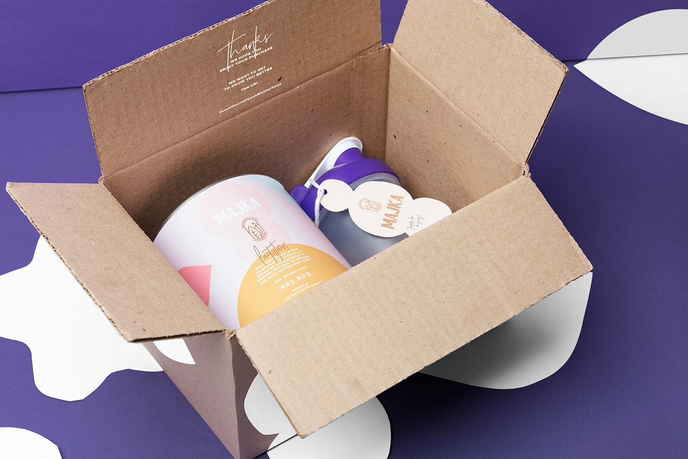 Majka 产品包装设计 欣赏-第18张