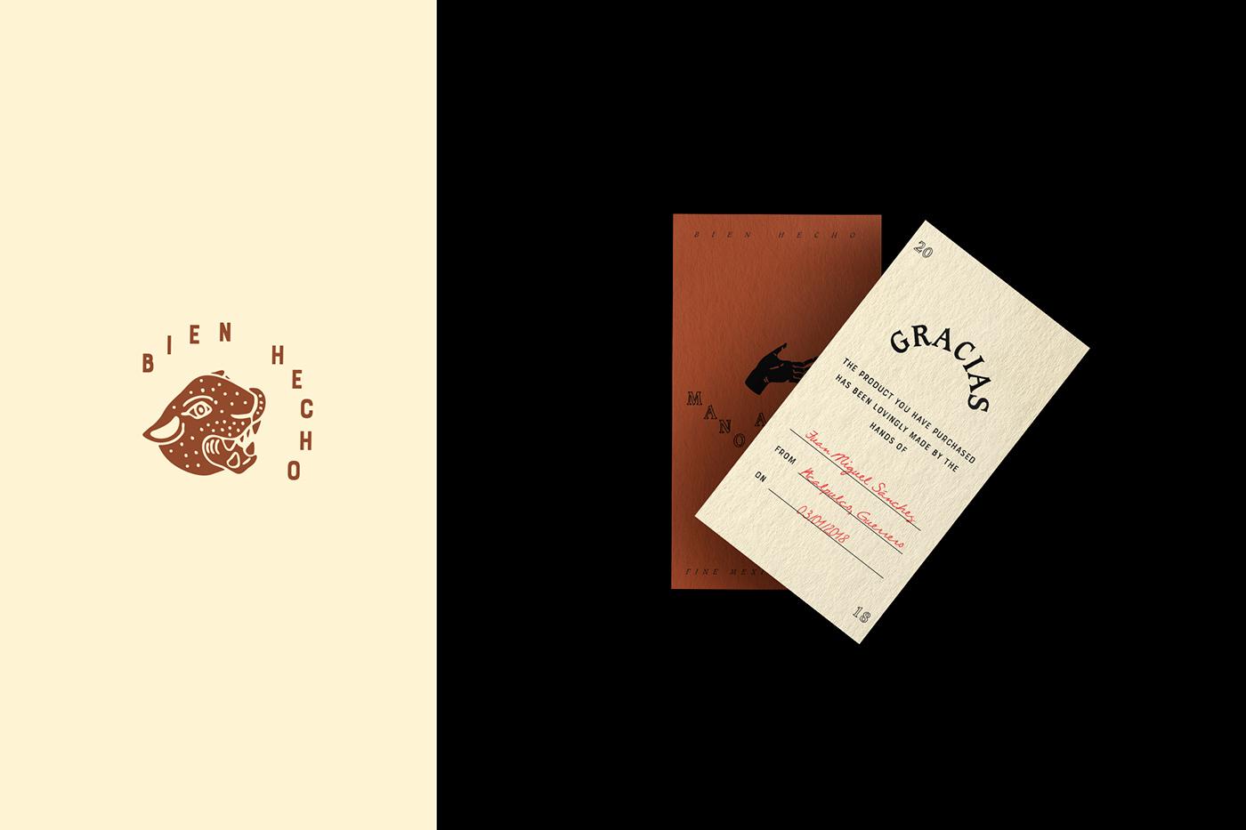 Bien Hecho工艺品品牌形象设计 欣赏-第5张