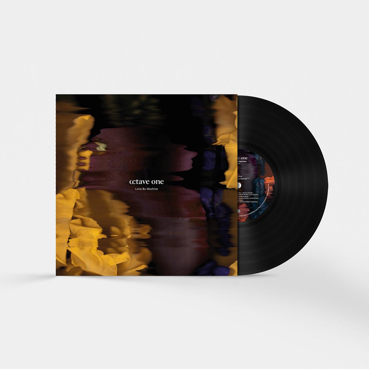 Octave One音乐专辑形象设计 欣赏-第6张