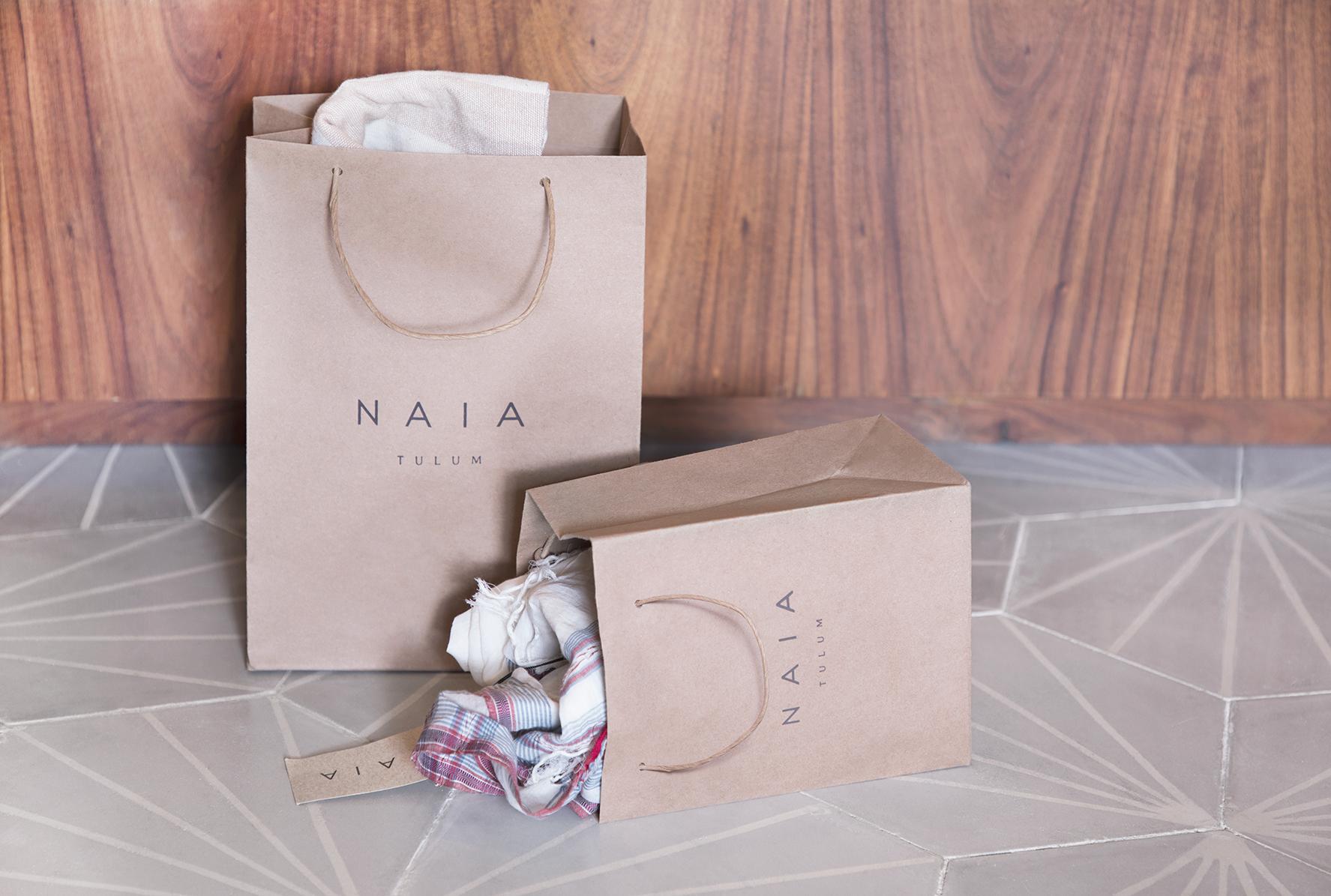 Naia一家精品店的品牌设计 欣赏-第15张