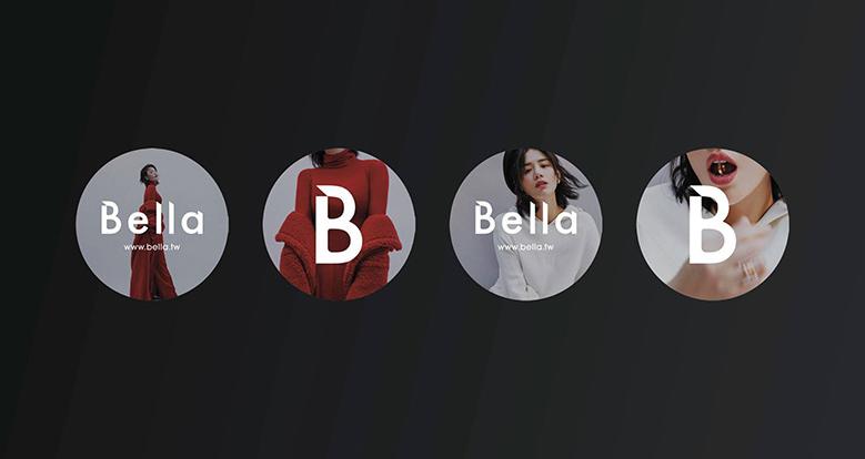 台湾原创女性杂志《Bella侬侬》新logo4.png