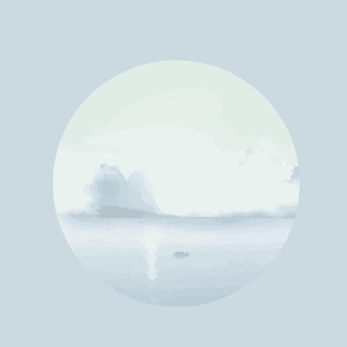 18张手绘中国风水墨圆形AI矢量素材 插画-第15张