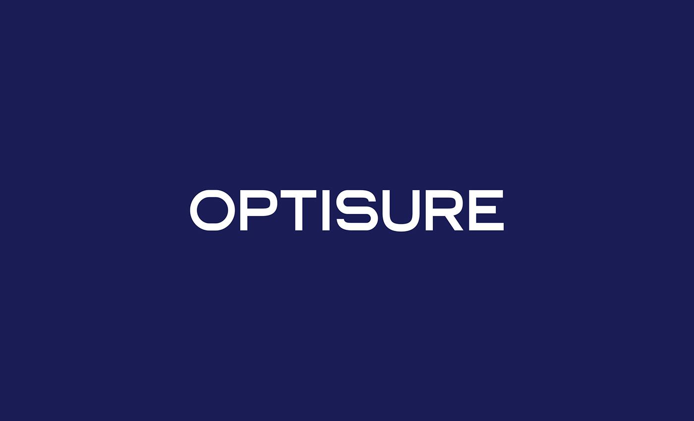 OPTISURE保险品牌设计 欣赏-第1张