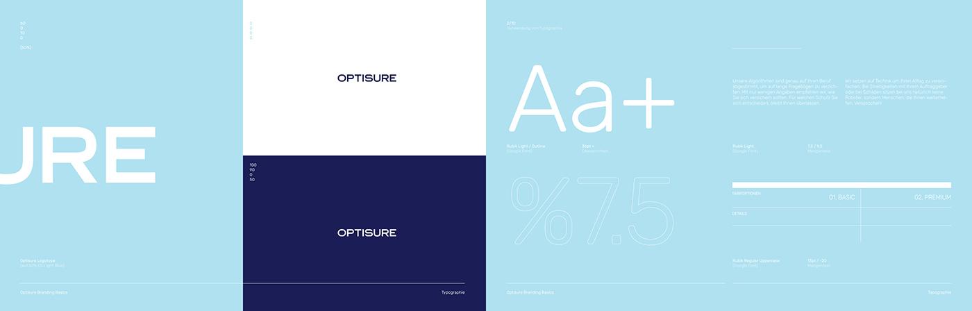 OPTISURE保险品牌设计 欣赏-第2张