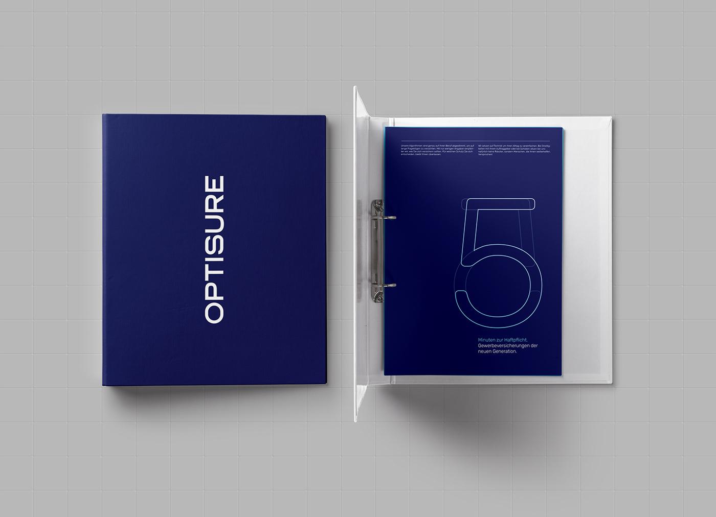 OPTISURE保险品牌设计 欣赏-第6张