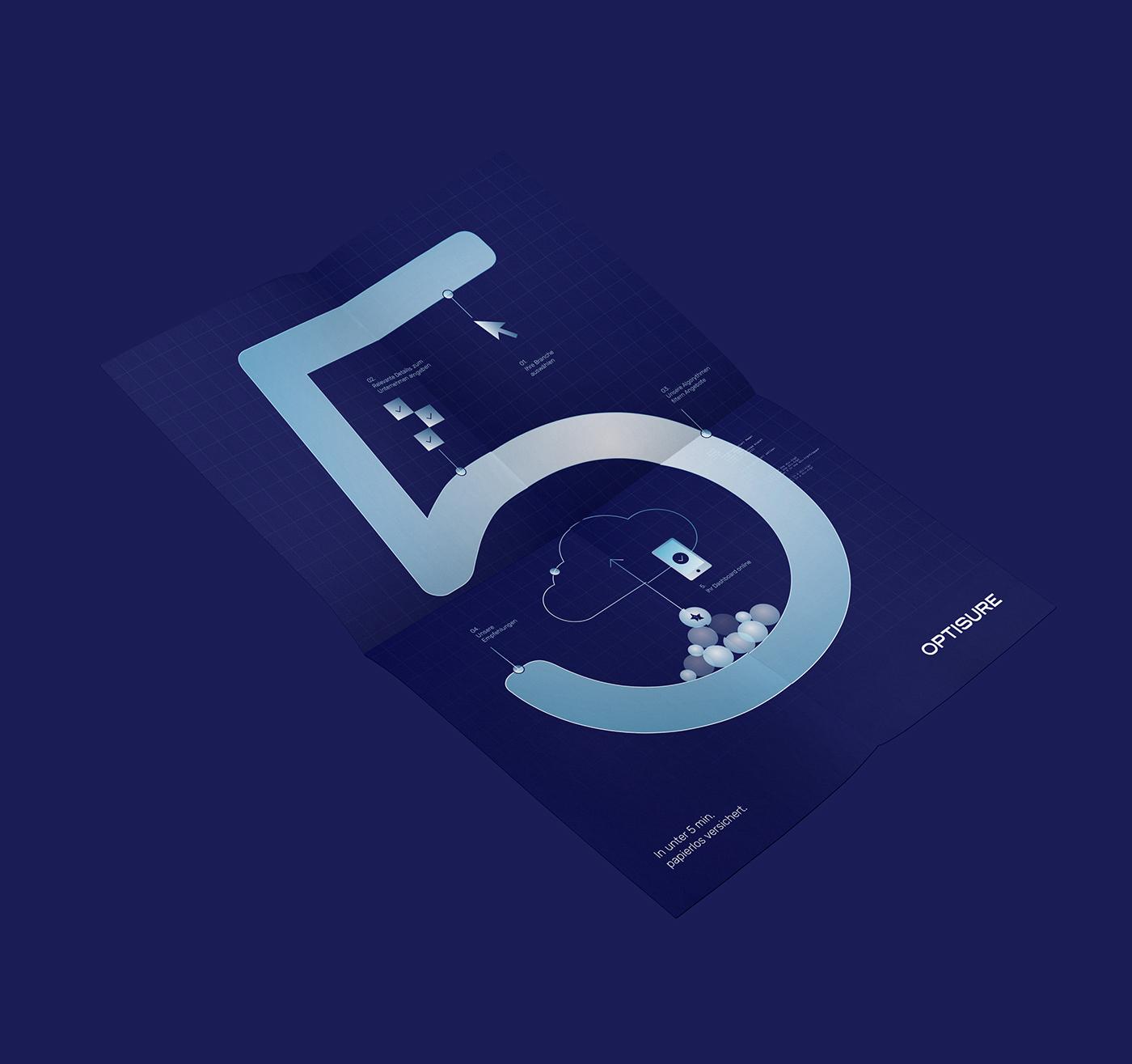 OPTISURE保险品牌设计 欣赏-第8张
