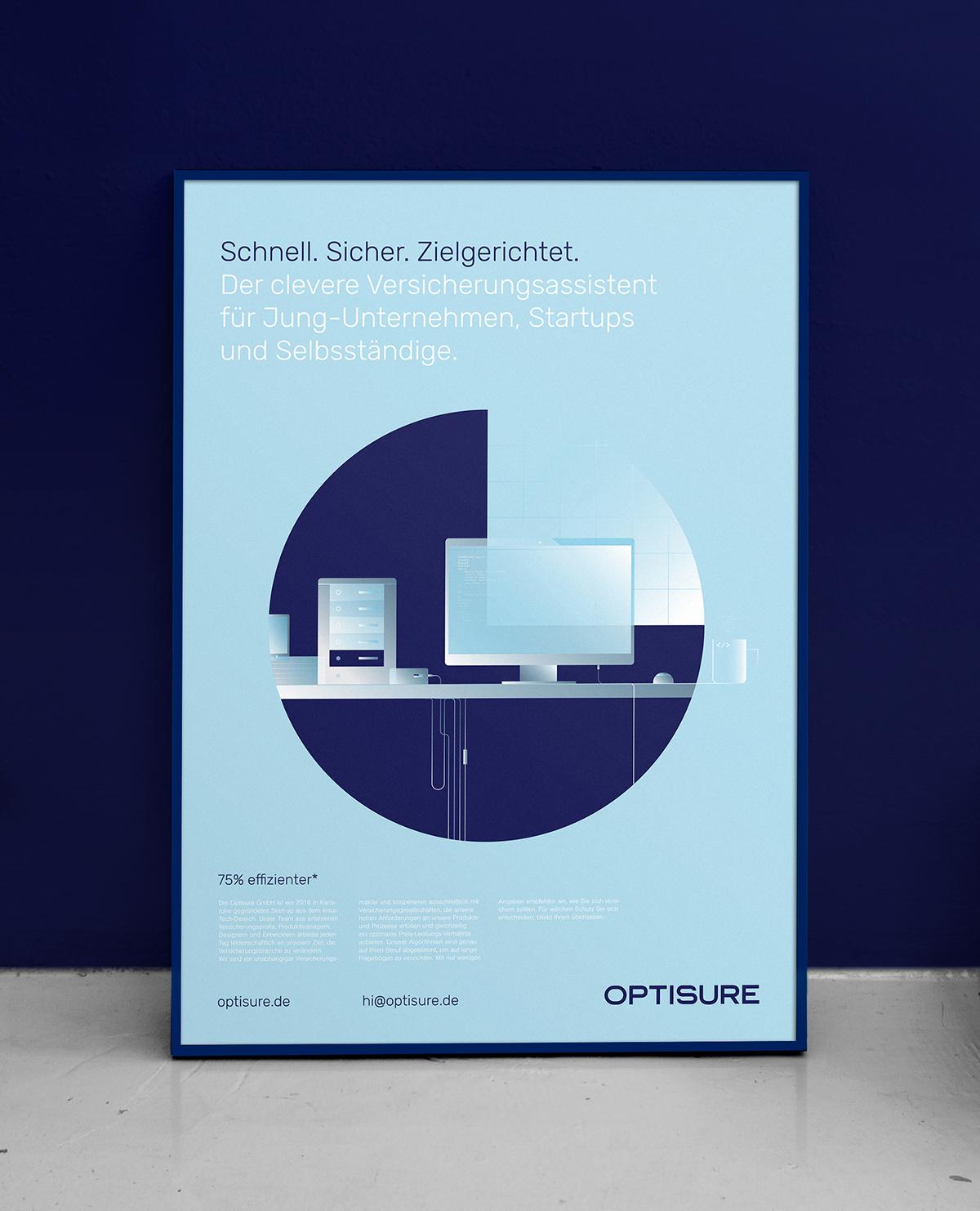 OPTISURE保险品牌设计 欣赏-第14张