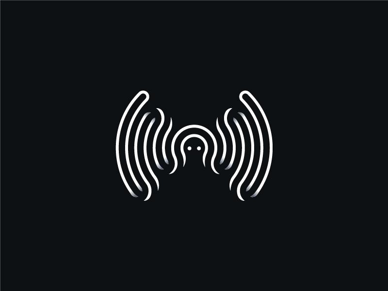 章鱼系列logo 欣赏-第14张