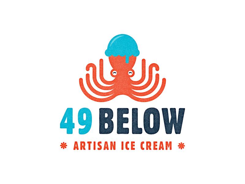 章鱼系列logo 欣赏-第24张