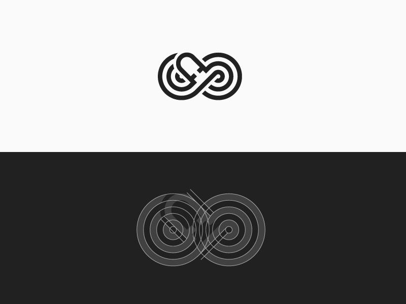 章鱼系列logo 欣赏-第37张