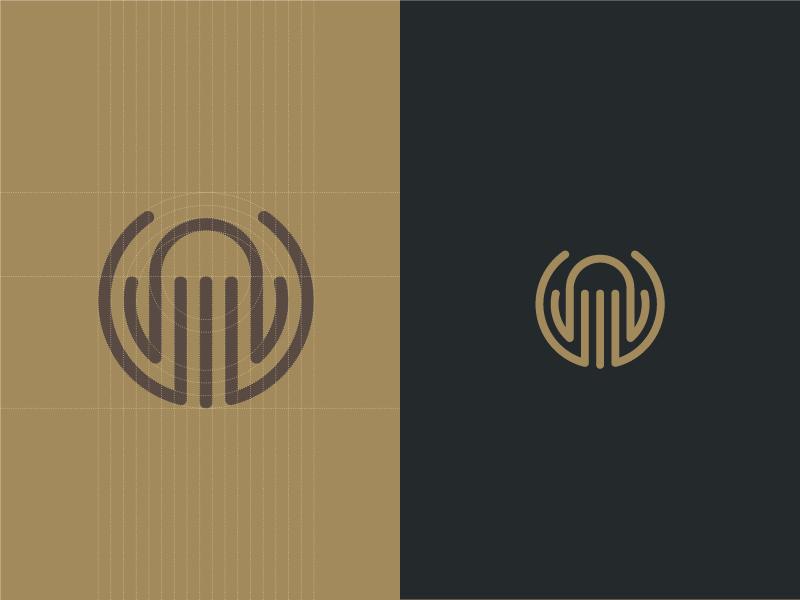 章鱼系列logo 欣赏-第40张