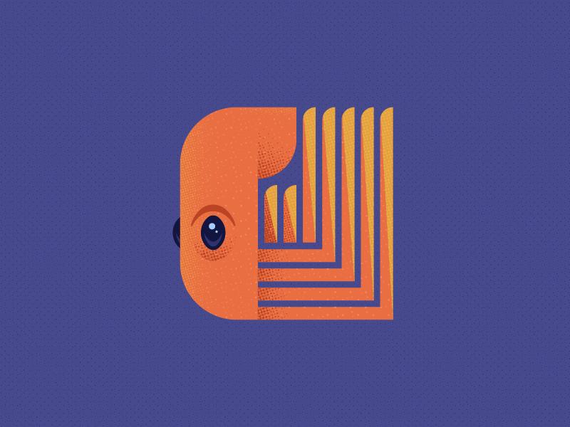 章鱼系列logo 欣赏-第51张