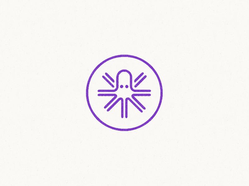 章鱼系列logo 欣赏-第58张