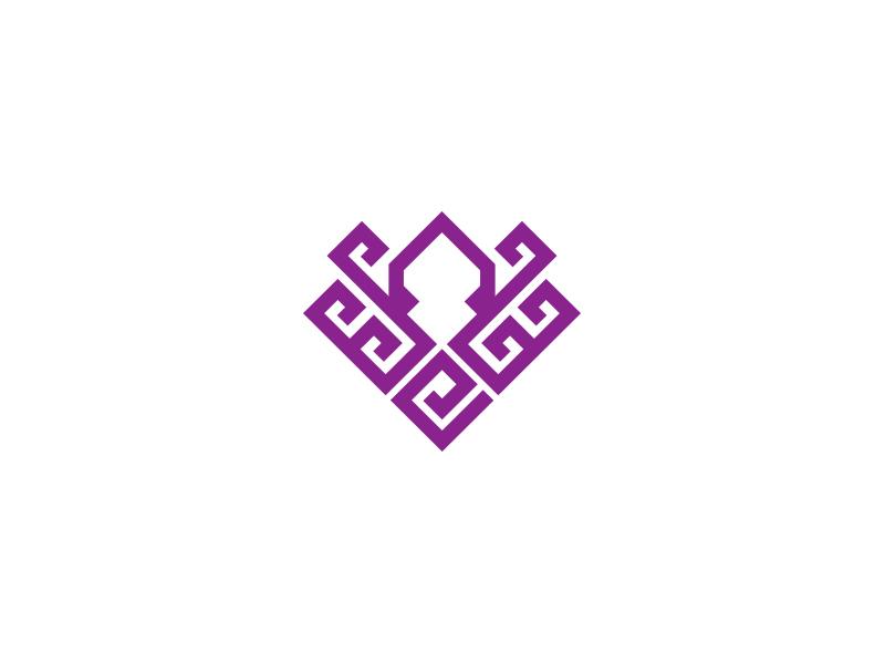 章鱼系列logo 欣赏-第69张