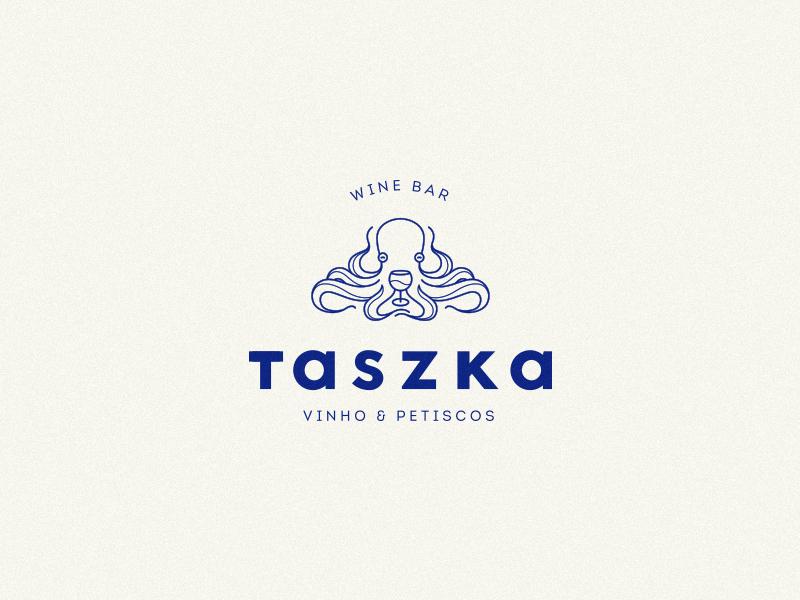 章鱼系列logo 欣赏-第71张