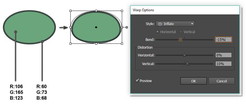 如何在Adobe Illustrator中创建一幅青蛙公主插画 教程-第1张