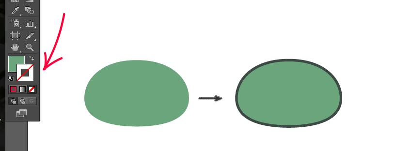 如何在Adobe Illustrator中创建一幅青蛙公主插画 教程-第2张