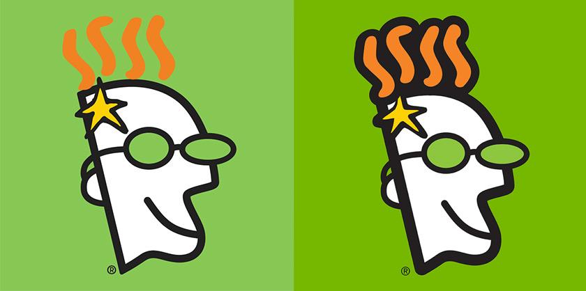 著名域名及网站托管服务商godaddy更换新logo 欣赏-第2张