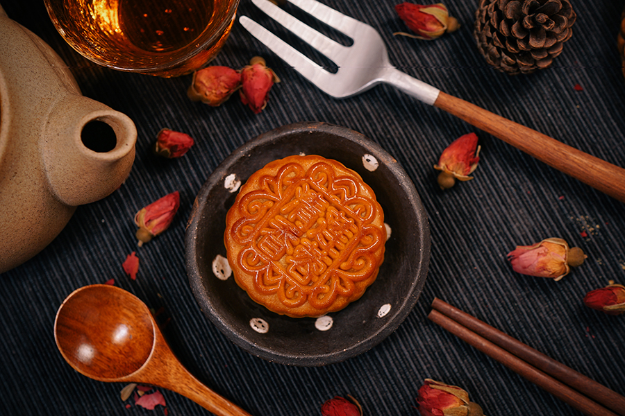 精选高清中秋节月饼JPG图片 照片-第8张