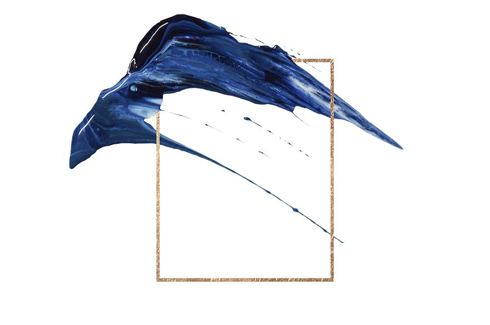 高清新中式创意水墨元素banner素材PNG+PSD 元素-第3张