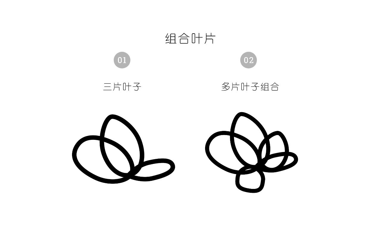 绘制一枚多肉植物扁平风线体插画 教程-第2张