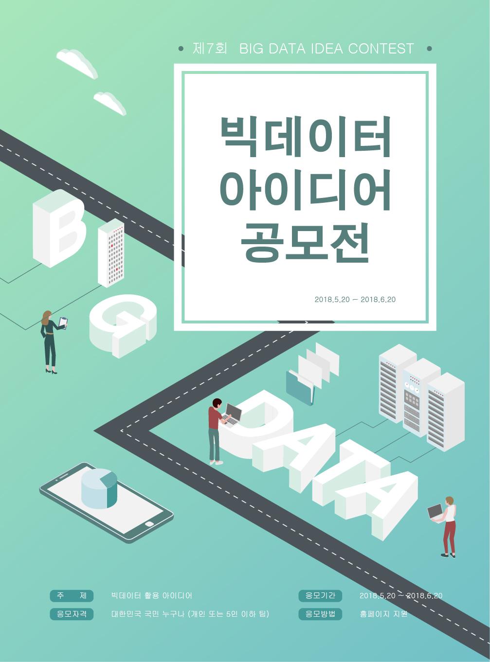 创意海报扁平化场景2.5D矢量素材 资源-第5张