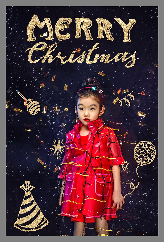 儿童摄影海报相册PSD素材 模板-第19张