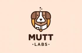 狗系列logo