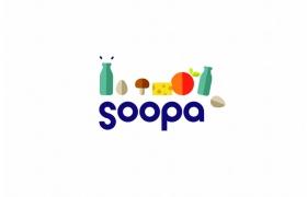 Soopa生鲜商超品牌设计