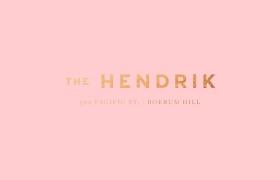 The Hendrik国外地产包装