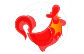 花哨的动物logo