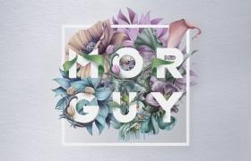 Mor & Guy婚礼请柬