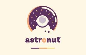 Astronut来自太空的甜甜圈
