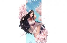 韩国画师KIM HAN SEUL的部分作品