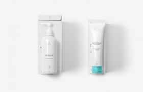 my care solution护理液品牌包装设计