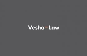 "律师事务所""Vesha Law""品牌设计"
